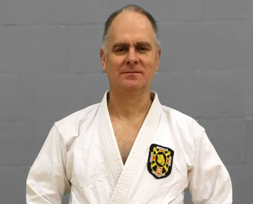 Sensei Ray Smith