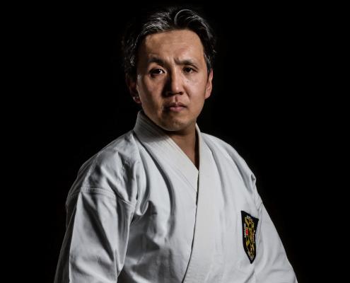 Sensei Masaya Yumeda