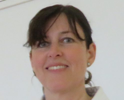 Sensei Wendy Walters